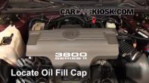 1999 Chevrolet Monte Carlo Z34 3.8L V6 Oil