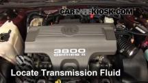 1999 Chevrolet Monte Carlo Z34 3.8L V6 Líquido de transmisión