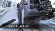 1999 Dodge Durango SLT 5.9L V8 Fusible (interior)