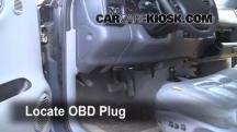 1999 Dodge Durango SLT 5.9L V8 Compruebe la luz del motor
