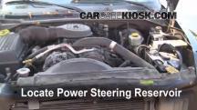 1999 Dodge Durango SLT 5.9L V8 Power Steering Fluid