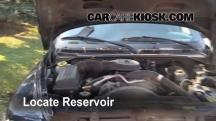 1999 Dodge Durango SLT 5.9L V8 Windshield Washer Fluid