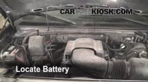 1999 Ford F-150 XLT 4.6L V8 Extended Cab Pickup (4 Door) Batería