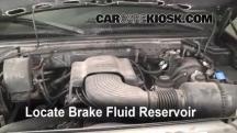 1999 Ford F-150 XLT 4.6L V8 Extended Cab Pickup (4 Door) Líquido de frenos
