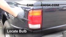 1999 Ford Ranger XLT 4.0L V6 Extended Cab Pickup (4 Door) Lights