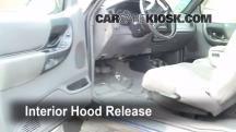 1999 Ford Ranger XLT 4.0L V6 Extended Cab Pickup (4 Door) Belts