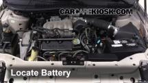 1999 Ford Taurus LX 3.0L V6 Battery