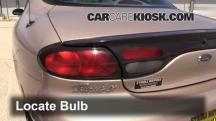 1999 Ford Taurus LX 3.0L V6 Lights