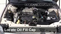 1999 Ford Taurus LX 3.0L V6 Oil