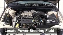 1999 Ford Taurus LX 3.0L V6 Power Steering Fluid