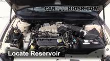 1999 Ford Taurus LX 3.0L V6 Líquido limpiaparabrisas
