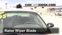 1999 Ford Taurus LX 3.0L V6 Windshield Wiper Blade (Front)