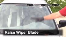 1999 Hyundai Elantra GL 2.0L 4 Cyl. Sedan (4 Door) Windshield Wiper Blade (Front)