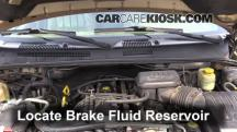 1999 Jeep Grand Cherokee Limited 4.0L 6 Cyl. Brake Fluid