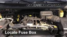 1999 Jeep Grand Cherokee Limited 4.0L 6 Cyl. Fuse (Engine)