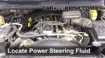 1999 Jeep Grand Cherokee Limited 4.0L 6 Cyl. Power Steering Fluid