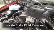 1999 Lincoln Town Car Signature 4.6L V8 Brake Fluid