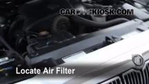 1999 Mercury Grand Marquis LS 4.6L V8 Air Filter (Engine)