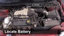 1999 Mercury Sable LS 3.0L V6 Sedan Battery