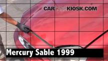 1999 Mercury Sable LS 3.0L V6 Sedan Review