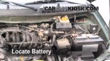1999 Nissan Quest GXE 3.3L V6 Battery