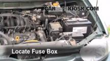 1999 Nissan Quest GXE 3.3L V6 Fuse (Engine)