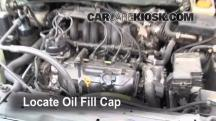 1999 Nissan Quest GXE 3.3L V6 Oil