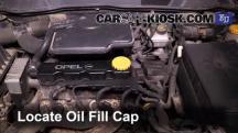 1999 Opel Astra Elegance 1.6L 4 Cyl. Oil