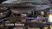 1999 Subaru Impreza Outback 2.2L 4 Cyl. Battery