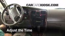 1999 Toyota 4Runner Limited 3.4L V6 Reloj