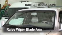 1999 Toyota 4Runner Limited 3.4L V6 Windshield Wiper Blade (Front)