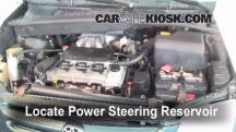 1999 Toyota Sienna LE 3.0L V6 Power Steering Fluid