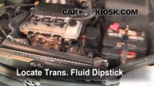1999 Toyota Sienna LE 3.0L V6 Transmission Fluid