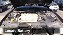2000 Cadillac Eldorado ESC 4.6L V8 Battery
