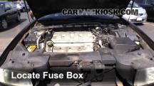 2000 Cadillac Eldorado ESC 4.6L V8 Fusible (motor)