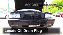 2000 Cadillac Eldorado ESC 4.6L V8 Aceite