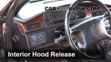2000 Cadillac Eldorado ESC 4.6L V8 Capó
