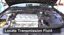 2000 Cadillac Eldorado ESC 4.6L V8 Líquido de transmisión
