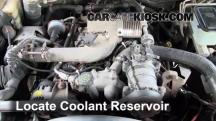 2000 Chevrolet K3500 6.5L V8 Turbo Diesel Cab and Chassis Pérdidas de líquido