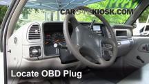 2000 Chevrolet K3500 6.5L V8 Turbo Diesel Cab and Chassis Compruebe la luz del motor