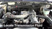 2000 Chevrolet K3500 6.5L V8 Turbo Diesel Cab and Chassis Líquido de transmisión