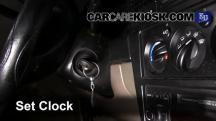 2000 Daewoo Nubira SE 2.0L 4 Cyl. Reloj