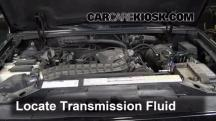 2000 Ford Explorer XLS 4.0L V6 Transmission Fluid