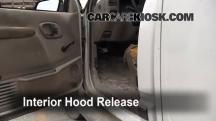 2000 GMC C3500 Sierra SL 7.4L V8 Extended Cab Pickup (2 Door) Belts