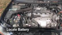 2000 Honda Accord EX 2.3L 4 Cyl. Sedan (4 Door) Battery