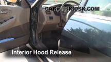 2000 Honda Accord EX 2.3L 4 Cyl. Sedan (4 Door) Capó