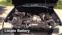 2000 Honda CR-V EX 2.0L 4 Cyl. Battery