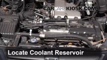 2000 Honda CR-V EX 2.0L 4 Cyl. Coolant (Antifreeze)