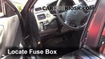 2000 Honda CR-V EX 2.0L 4 Cyl. Fusible (interior)