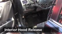 2000 Honda CR-V EX 2.0L 4 Cyl. Capó